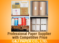 G&J PAPER CO., LTD.