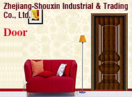 Zhejiang Shouxin Industrial & Trading Co., Ltd.