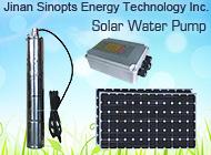 Jinan Sinopts Energy Technology Inc.