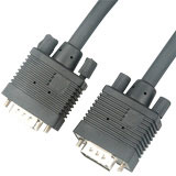 4 Male To Male VGA Cable For Computer