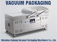 Wenzhou Dajiang Vacuum Packaging Machinery Co., Ltd.