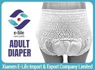 Xiamen E-Life Import & Export Company Limited