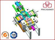 Shenzhen Precisioner Diecasting Mold Co., Ltd.