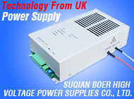 SUQIAN BOER HIGH VOLTAGE POWER SUPPLIES CO., LTD.