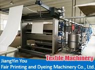 JiangYin You Fair Printing and Dyeing Machinery Co., Ltd.