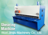 Wuxi Jinqiu Machinery Co., Ltd.