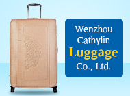 Wenzhou Cathylin Luggage Co., Ltd.