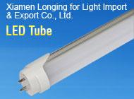 Xiamen Longing for Light Import & Export Co., Ltd.