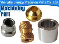 Shanghai Jiangyi Precision Parts Co., Ltd.
