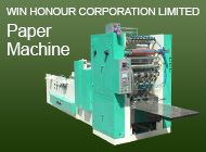 WIN HONOUR CORPORATION LIMITED