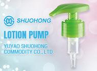YUYAO SHUOHONG COMMODITY CO., LTD.