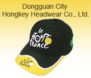 Dongguan City Hongkey Headwear Co., Ltd.