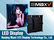 Nanjing Maxv LED Display Technology Co., Ltd.