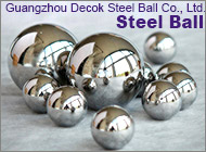 Guangzhou Decok Steel Ball Co., Ltd.