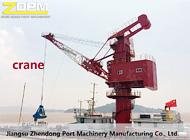 Jiangsu Zhendong Port Machinery Manufacturing Co., Ltd.