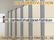 Changzhou Maite Decorative Material Co., Ltd.
