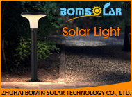 ZHUHAI BOMIN SOLAR TECHNOLOGY CO., LTD.