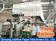 Qinyang Jobfine Paper Machinery Co., Ltd.