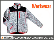 FUZHOU HESKA GARMENT CO., LTD.