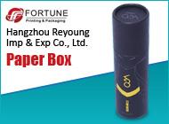 Hangzhou Reyoung Imp & Exp Co., Ltd.
