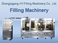 Zhangjiagang HY-Filling Machinery Co., Ltd.