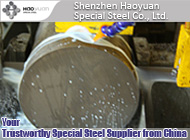 Shenzhen Haoyuan Special Steel Co., Ltd.