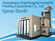 Guangdong Jingzhongjing Industrial Painting Equipments Co., Ltd.