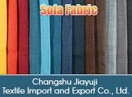 Changshu Jiayuji Textile Import and Export Co., Ltd.