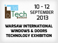 Warsaw International Windows&Doors Technology Exhibition