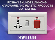 FOSHAN SHUNDE LIANKONG HARDWARE AND PLASTIC PRODUCTS CO., LIMITED