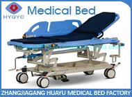 ZHANGJIAGANG HUAYU MEDICAL BED FACTORY
