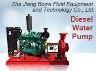 Zhe Jiang Borra Fluid Equipment and Technology Co., Ltd.