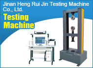 Jinan Heng Rui Jin Testing Machine Co., Ltd.
