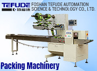 FOSHAN TEFUDE AUTOMATION SCIENCE & TECHNOLOGY CO., LTD.