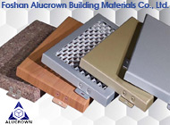 Foshan Alucrown Building Materials Co., Ltd.