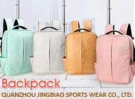 QUANZHOU JINGBIAO SPORTS WEAR CO., LTD.