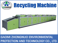 GAOMI ZHONGNUO ENVIRONMENTAL PROTECTION AND TECHNOLOGY CO., LTD.