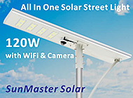 Jinhua SunMaster Solar Lighting Co., Ltd.