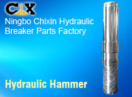 Ningbo Chixin Hydraulic Breaker Parts Factory