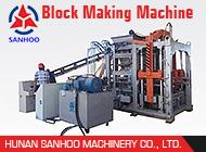 HUNAN SANHOO MACHINERY CO., LTD.
