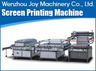 Wenzhou Joy Machinery Co., Ltd.
