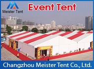 Changzhou Meister Tent Co., Ltd.