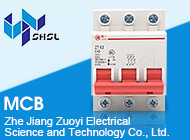 Zhe Jiang Zuoyi Electrical Science and Technology Co., Ltd.