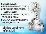 Zhejiang Gaotai Valve Mfg.Co., Ltd.