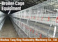 Binzhou Tang King Husbandry Machinery Co., Ltd.
