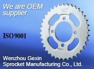 Wenzhou Gexin Sprocket Manufacturing Co., Ltd.