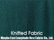 Ningbo East Longitude New Fabric Co., Ltd.