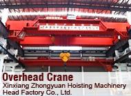 Xinxiang Zhongyuan Hoisting Machinery Head Factory Co., Ltd.