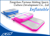 Yangzhou Fortune Making Sports Culture Development Co., Ltd.