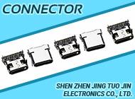SHEN ZHEN JING TUO JIN ELECTRONICS CO., LTD.